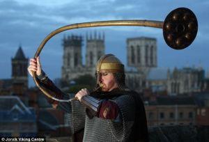 Ragnarok horn